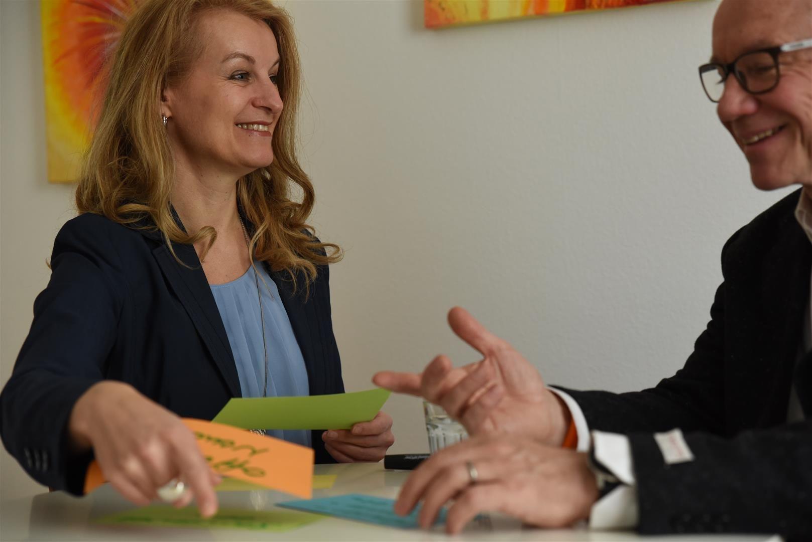 jolanda keller - coaching Klient