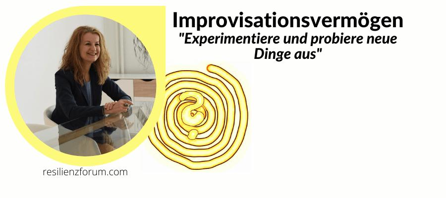 Read more about the article Resilienz bei Stellenverlust: Improvisationsvermögen & Lernbereitschaft
