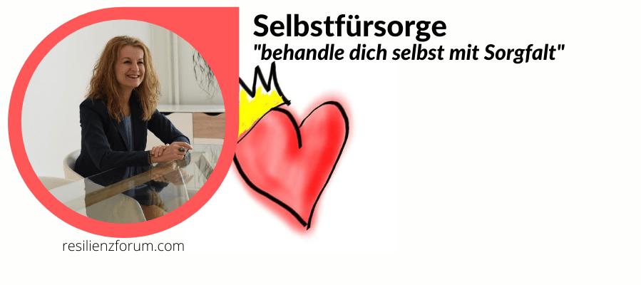 Read more about the article Resilienz bei Stellenverlust: Selbstfürsorge